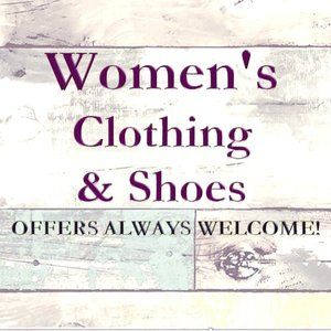 Wide Variety of Women's New and Lightly Used Items